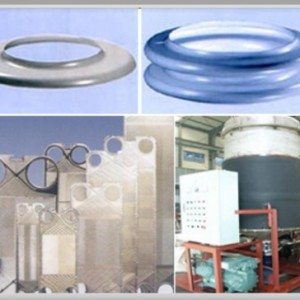 Packing and gasket for heat exchanger and pressure vessel